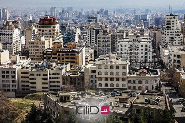 اجاره آپارتمان در لوکسترین مناطق تهران در کیلید