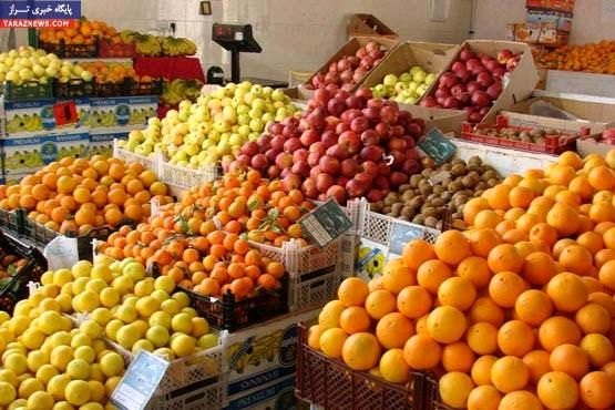 افزایش قیمت 5 برابری میوه در ماه های انتهایی سال