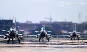 برنامه چین برای انجام تمرینات نظامی یکماهه در دریای چین جنوبی