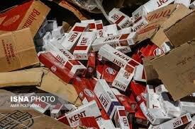 قاچاق سیگار کاهش یافت