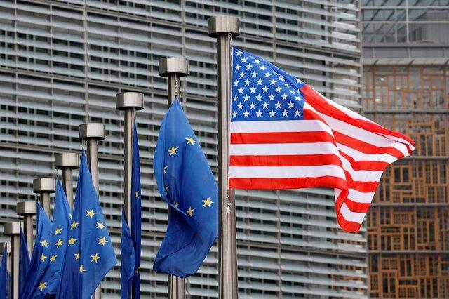 توافق آمریکا و اتحادیه اروپا برای تعلیق تعرفه واردات میلیاردها دلار کالا
