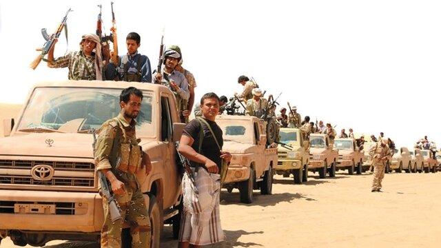 پیشروی انصارالله یمن در غرب مأرب