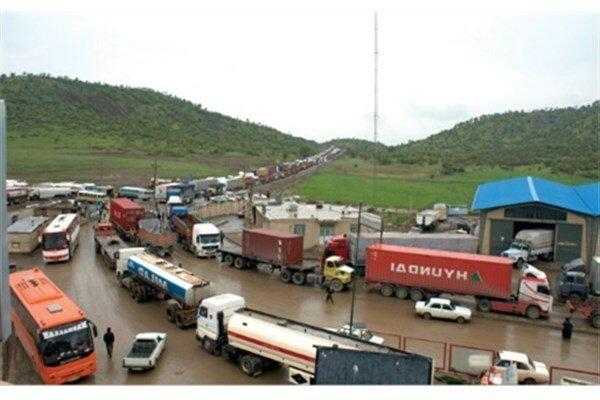 تمهیدات ویژه گمرک برای جلوگیری از انباشت کامیون های حامل سوخت در مرزها