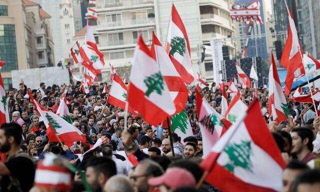 """تظاهرات """"دوشنبه خشم"""" در لبنان/ حمایت رهبر مارونیهای لبنان از تظاهراتها"""