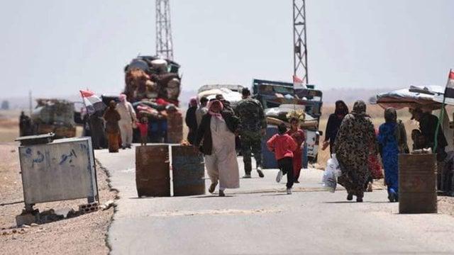 مذاکرات لبنان و سوریه برای بازگشت امن آوارگان/المقداد: از همه آوارگان استقبال می کنیم