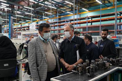 اشتغال 12 هزار نفری در کروز می تواند الگوی بسیار خوبی برای سایر واحدهای تولیدی کشور شود