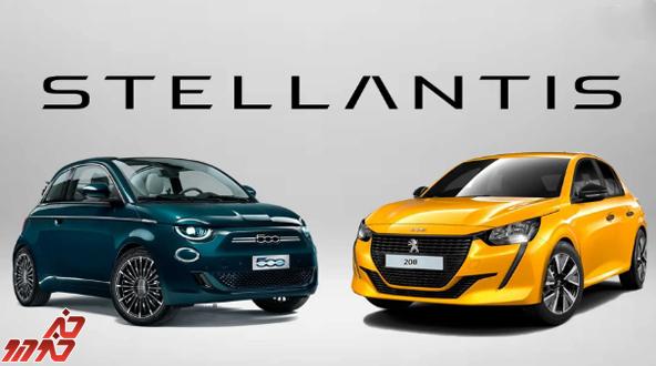 برنامه های استلانتیس برای افزایش خودروهای الکتریکی در اروپا و آمریکا