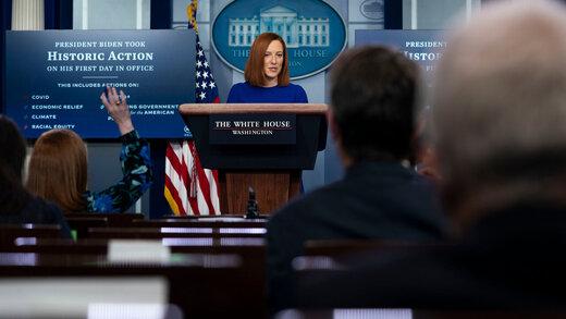 کاخ سفید حمله به سوریه را قانونی دانست