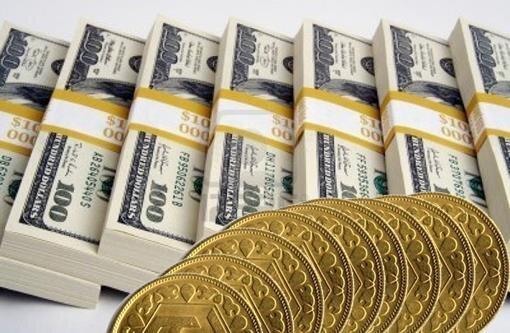 واکنش دلار و سکه به اخبار سیاسی/آخرین قیمتها پیش از ١۶ اسفند