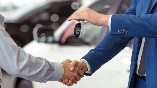 ماشین خود را در کوتاهترین زمان ممکن بفروشید!