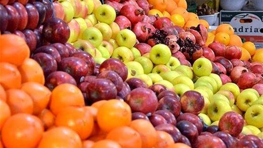 توزیع گسترده میوه آغاز می شود