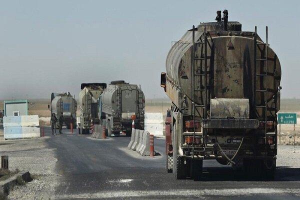 سرقت غلات و نفت سوریه به دست نظامیان آمریکایی ادامه دارد