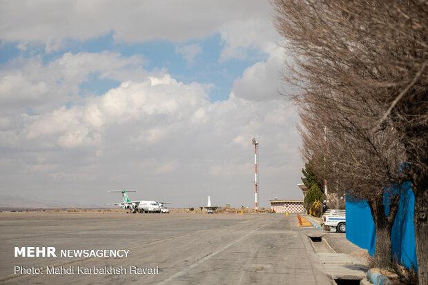 فرودگاه و بنادر لنگه توسعه می یابد