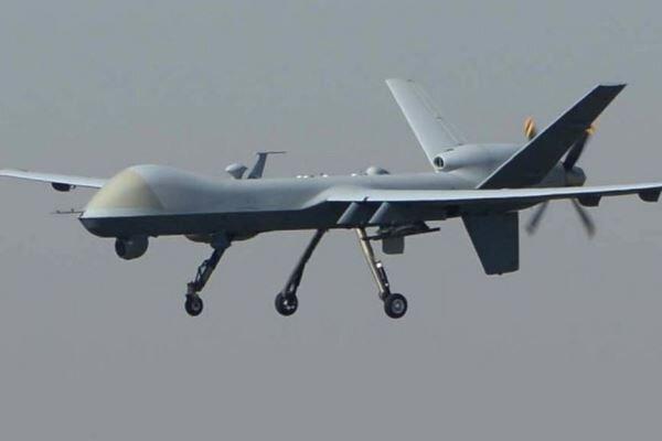 حمله پهپادی نیروهای مسلح یمن به پایگاه هوایی«ملک خالد» در عربستان