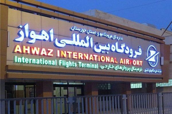 فرودگاه های خوزستان تست رپید کرونا می گیرند