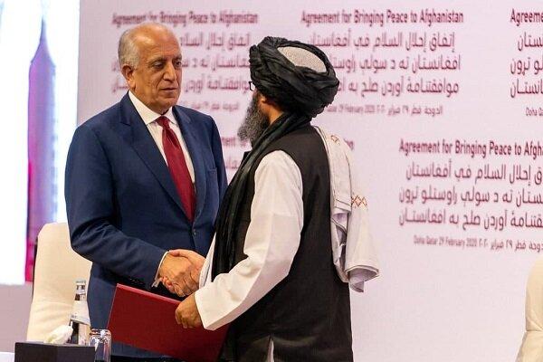 مقامات آمریکا و نمایندگانی از طالبان دیدار کردند