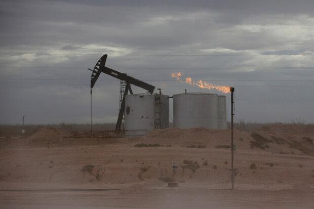 با کاهش ذخایر نفت آمریکا قیمت نفت برنت رشد کرد