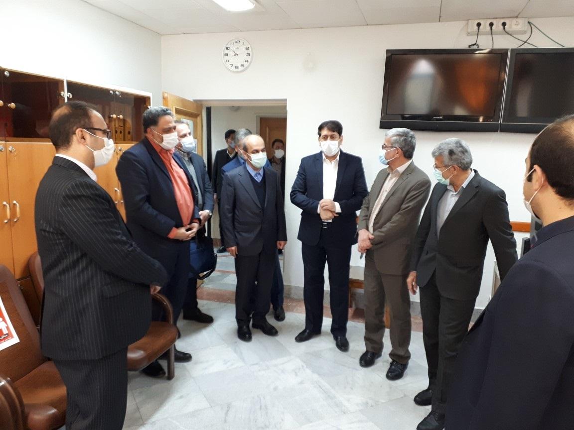 معرفی رئیس جدید اداره امور شعب استان سمنان