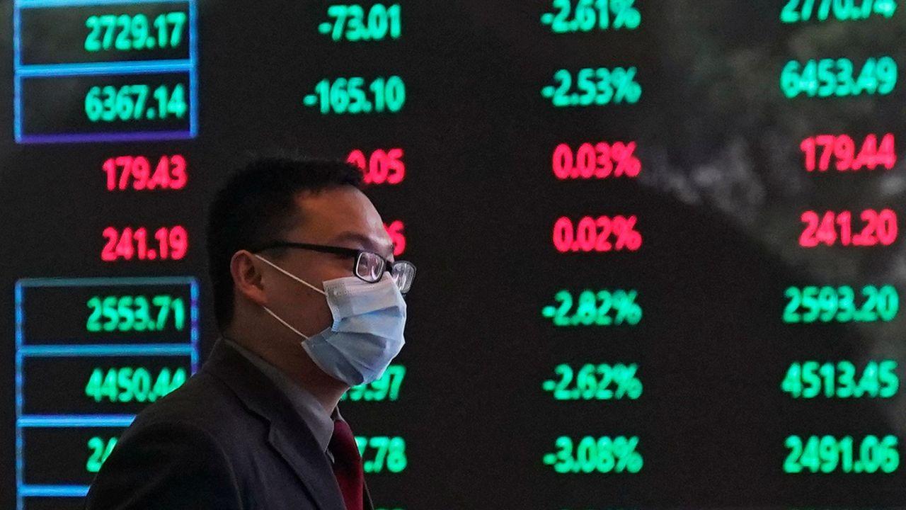 بازار سهام آسیایی نوسان کرد