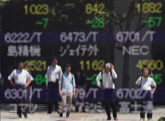 نوسان در بازارهای آسیایی تحت تاثیر معاملات وال استریت