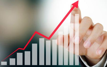 جوانه زدن رشد اقتصادی