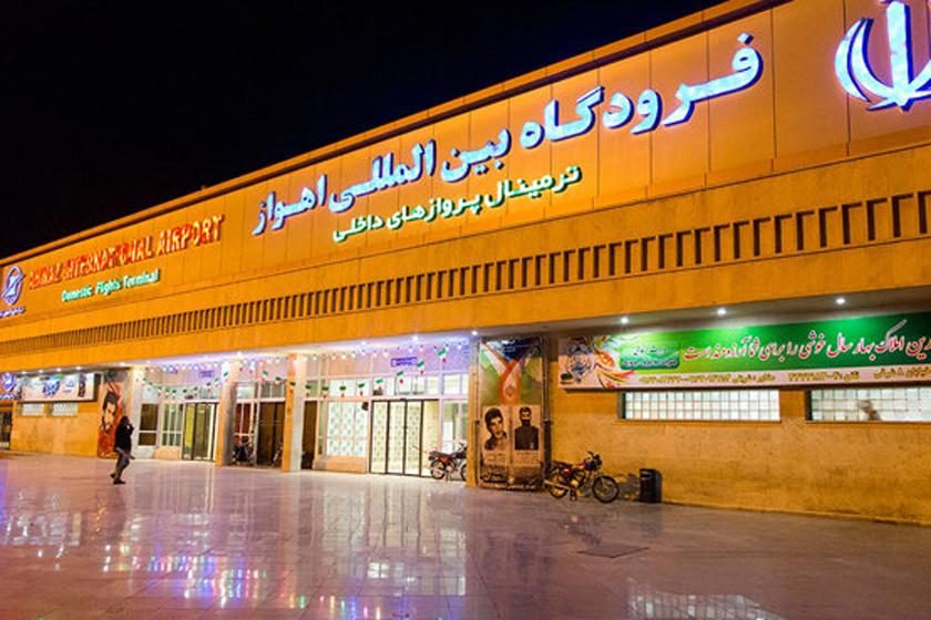 تست رپید کرونا در فرودگاههای خوزستان