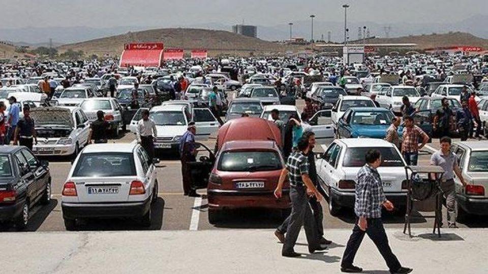 سایه سردی بر بازار خودرو