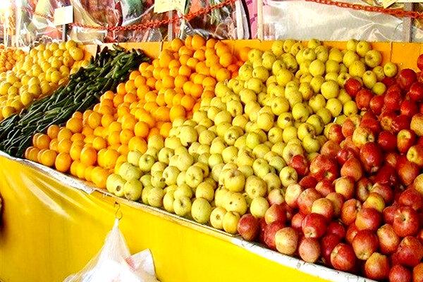عرضه میوه؛ ۳ برابر قیمت واقعی