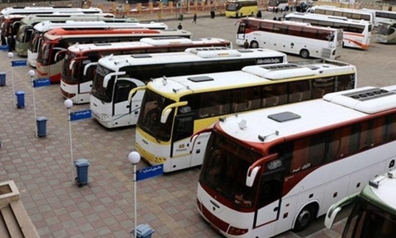 تغییر شیوه فاصلهگذاری اجتماعی در اتوبوسها / فروش بلیتهای نوروزی با ۲۰ درصد افزایش قیمت