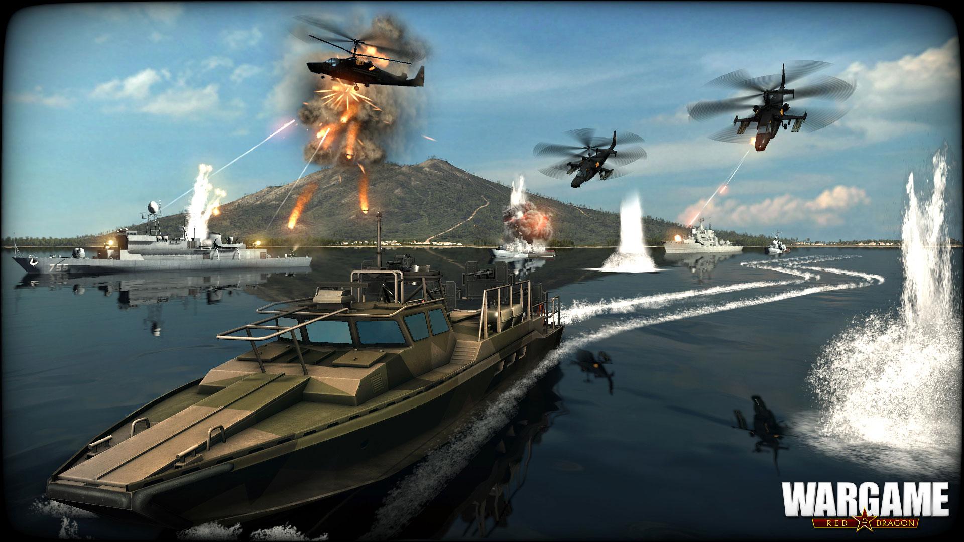 Wargame: Red Dragon ، بازی رایگان جدید فروشگاه اپیک گیمز