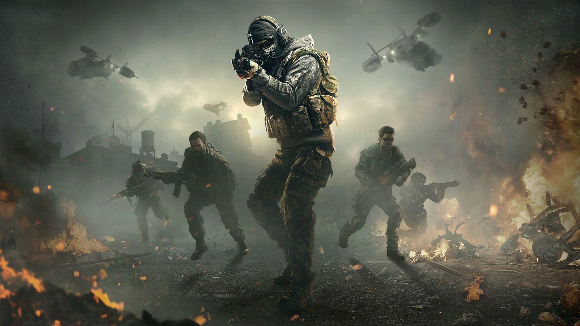 ساخت یک بازی جدید و بزرگ توسط سازندگان Call of Duty Mobile