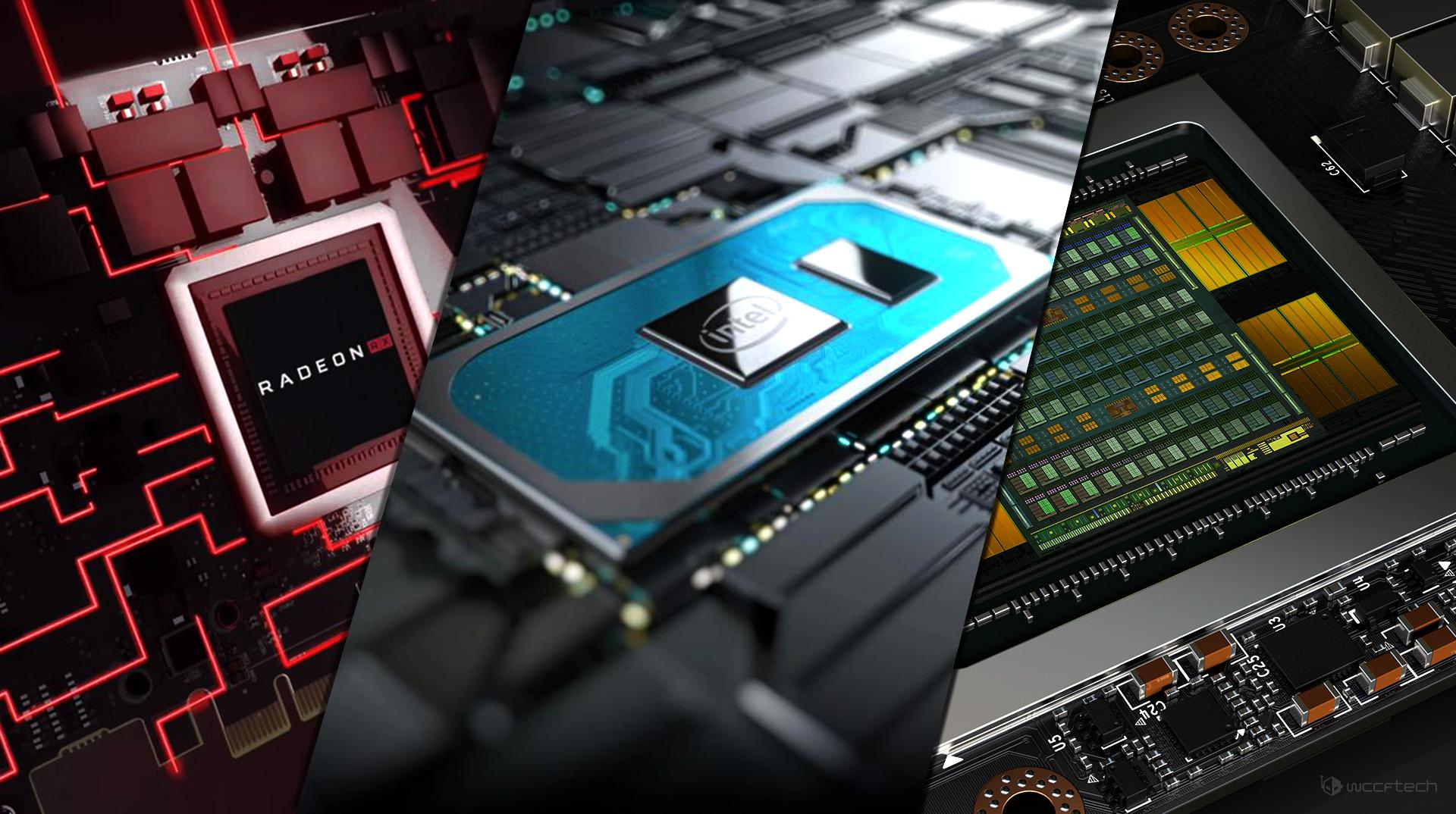 افزایش سهم کارت های گرافیکی انویدیا نسبت به AMD در بازار فروش