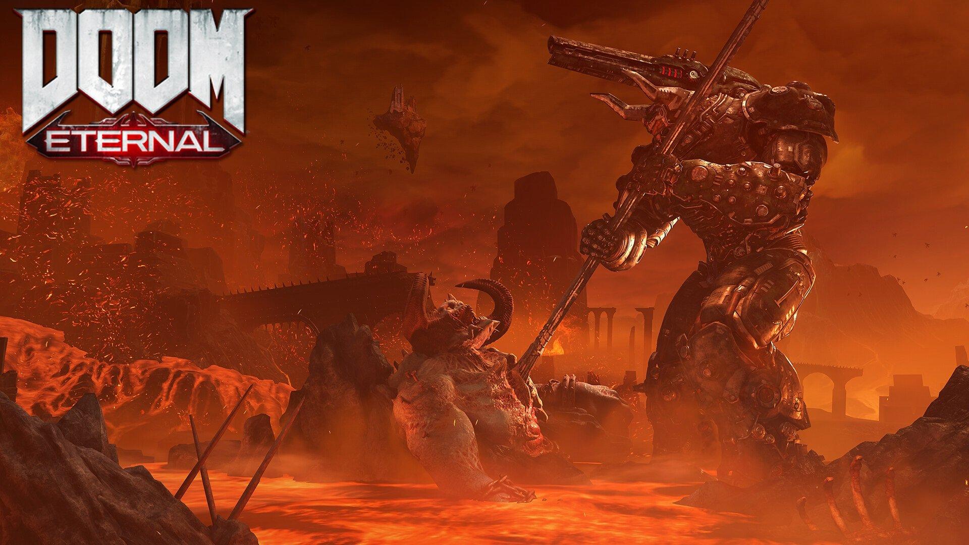 رونمایی از قسمت دوم بسته الحاقی جدید Doom Eternal در آینده ای نزدیک