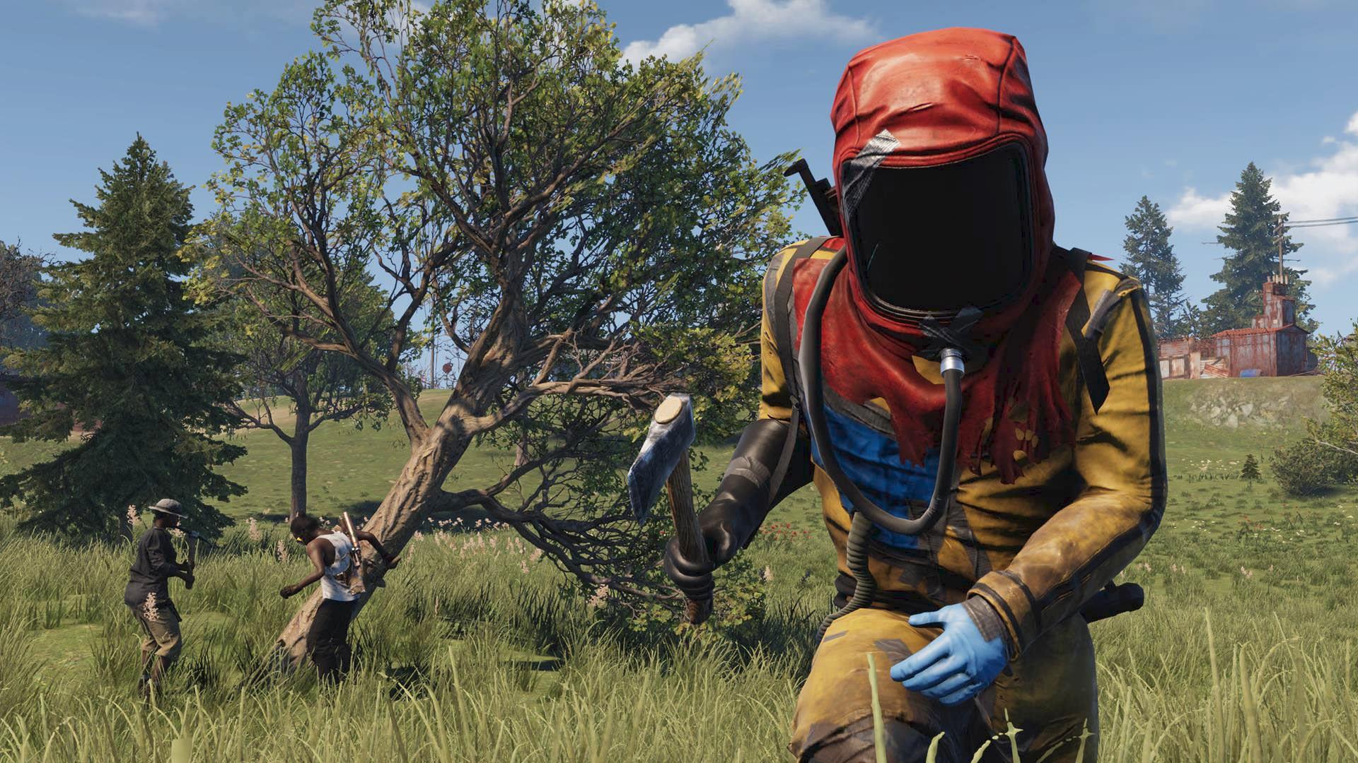 تاریخ عرضه نسخه کنسولی بازی Rust