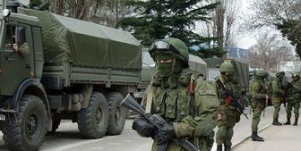 درگیری میان روسیه و اوکراین قوت گرفت