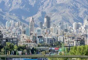 قیمت آپارتمان در مناطق مختلف تهران بزرگ  در 24 فروردین 1400