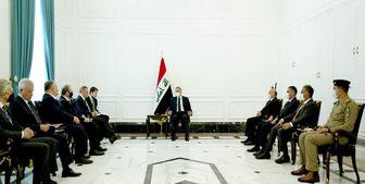 جزئیات دیدار الکاظمی و معاون نخست وزیر روسیه