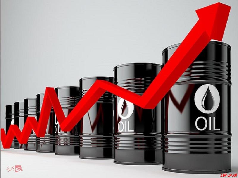 قیمت نفت در مسیر صعود