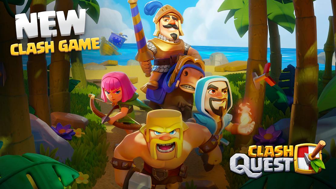 نگاهی به نسخه بتای Clash Quest؛ جانشین کلش آو کلنز؟