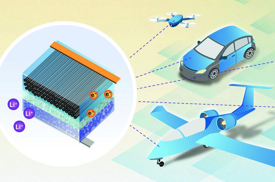 ترکیب باتری با بدنه خودرو؛ انقلاب جدید خودروهای برقی با 50 درصد کاهش وزن