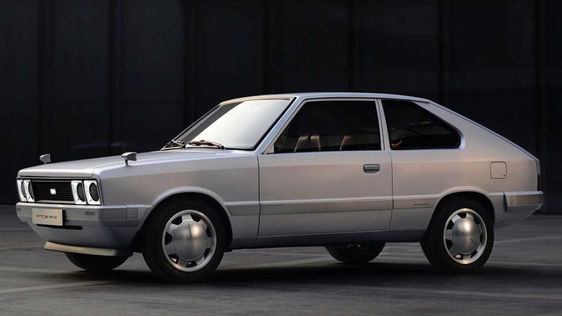 هیوندای پونی برقی معرفی شد؛ کانسپتی برای ادای احترام به اولین خودروی تولید انبوه کمپانی