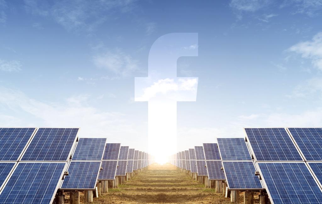 تمام فعالیتهای فیسبوک از سال گذشته با استفاده از انرژیهای تجدیدپذیر پیش میرود