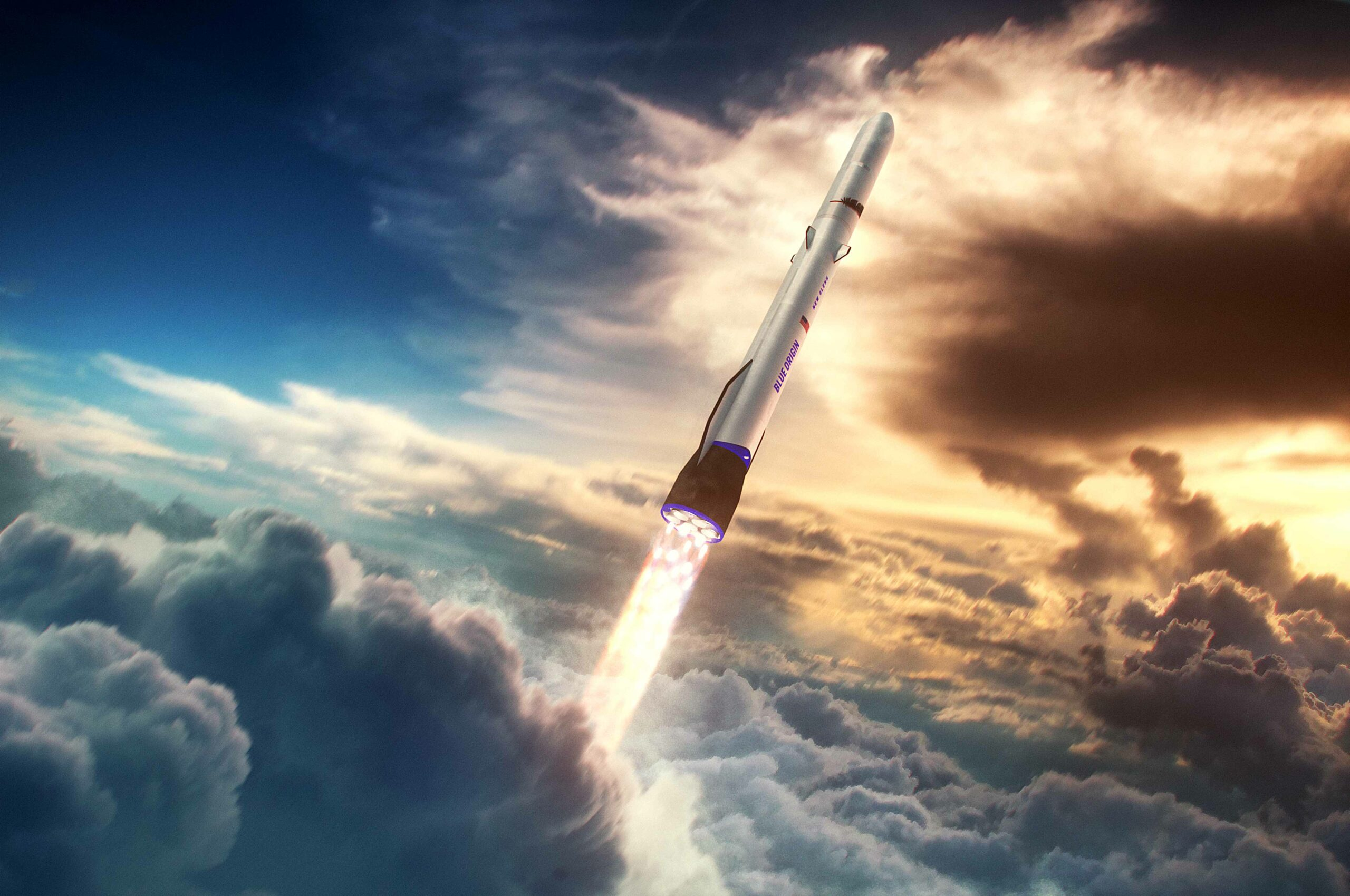 داستان «نیو گلن» بلو اوریجین: راکتی که ماموریتهای فضایی را متحول میکند