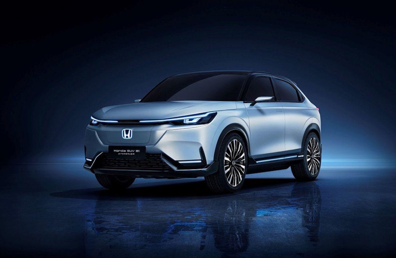 هوندا SUV e: Prototype در شانگهای رونمایی شد؛ پیشنمایشی از یک کراساوور برقی آماده تولید