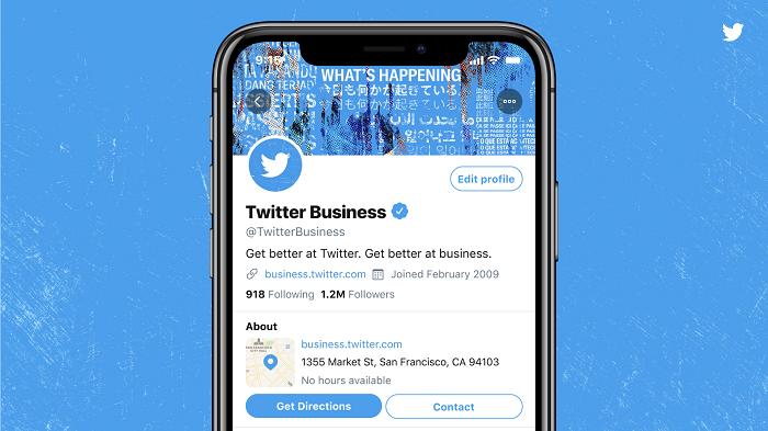 توییتر از آزمایش ویژگی جدید «Professional Profiles» برای کسبوکارها خبر داد