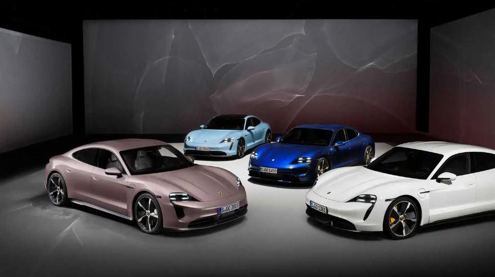 عرضه تایکان فروش پورشه را تکان داد؛ رقابت با مدل افسانهای 911 در آمار فروش سالانه