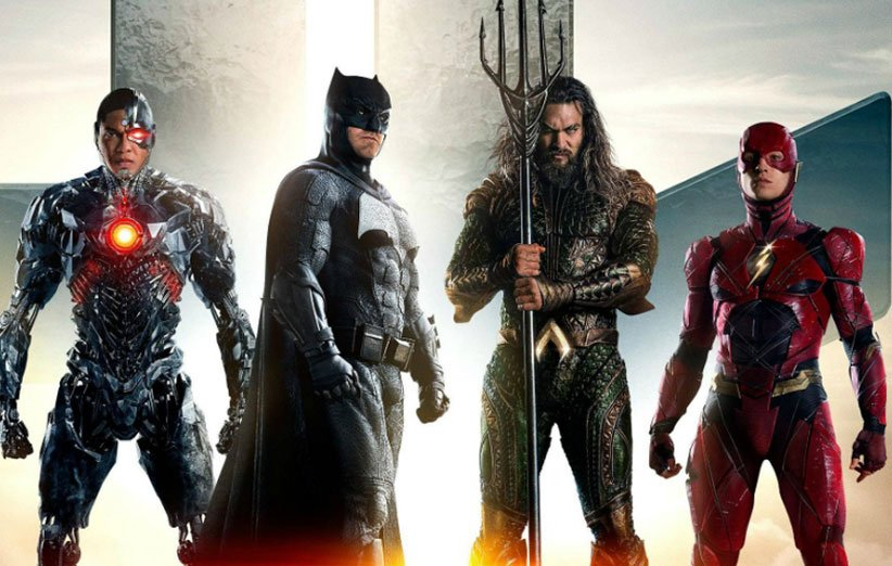تاریخ اکران فیلمهای جدید DC از سال ۲۰۲۱ تا ۲۰۲۳