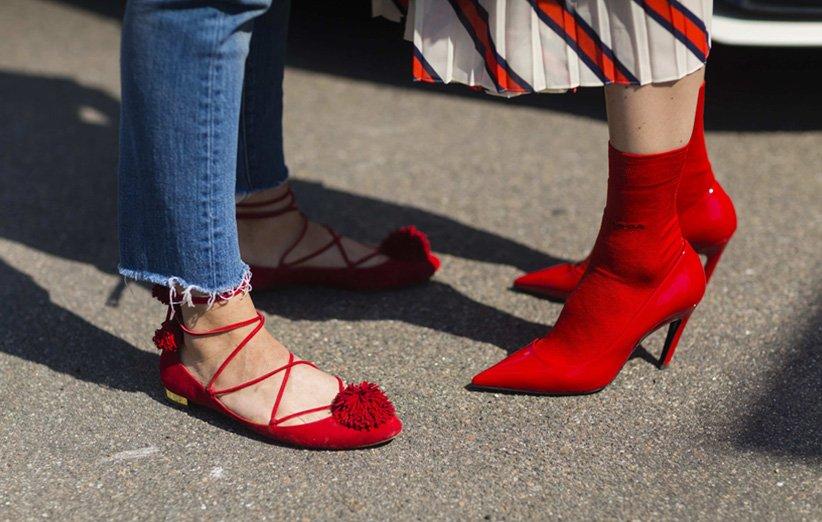 انواع کفشهای زنانهی کاربردی و جذاب برای فصل بهار و تابستان