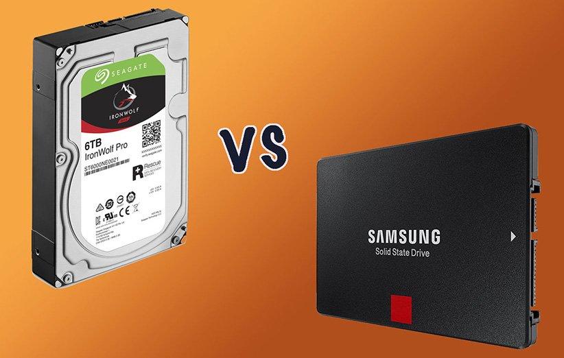 مقایسه HDD و SSD – کدام برای شما انتخاب بهتری است؟