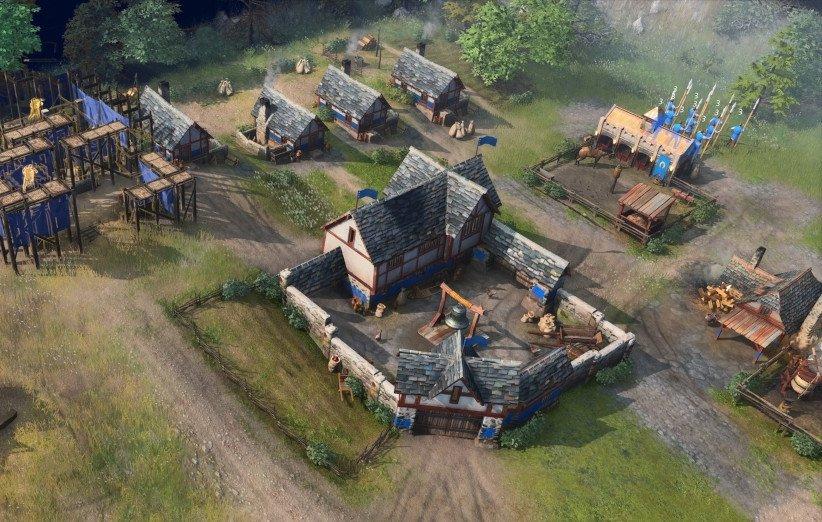 بازی Age of Empires IV پاییز امسال منتشر میشود؛ گیمپلی آن را ببینید